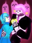 Mystery Skulls - Ghost by MariaJHB