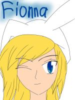 Fionna the Human by mynekoheart