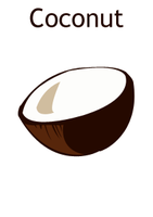 Coconut by Holy-Promethium