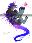 rare mutt adopt closed by gryphonslade