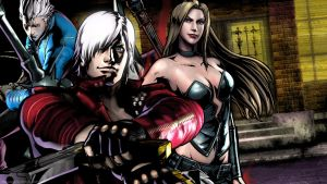 Devil May Cry Trio Wallpaper by Billysan291