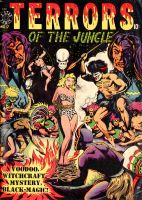 Terrors of the Jungle #17 by derrickthebarbaric