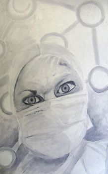 The Scary Nurse by Lorna-Ann8
