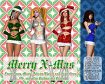 Uncanny X-Mas... and something else by Sailmaster-Seion