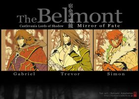 The Belmont by SatoakiAmatatsu