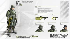 UAMC Marine Concept by qwertyDesign