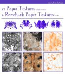 16 Papers Texture Pack by Ranarh