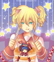 -- Len: Lots of laugh -- by Kurama-chan
