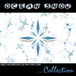 Ocean Snow Collection by TheCAMCafe