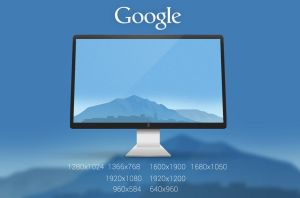 Google Now - Provo Wallpaper by Brebenel-Silviu