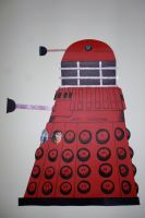 Dalek 25 days to Christmas by whosherlokid