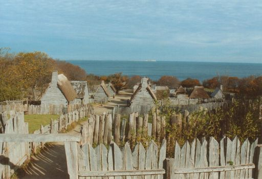 Plimoth Plantation by LilithParker