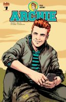 Archie #1 variant cover. by RobertHack