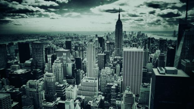 New York Minute by suicidecrew