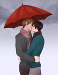 Free!: The World Is Different When It Rains by Tishawish