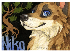 Niko Badge by Shadow-Wolf