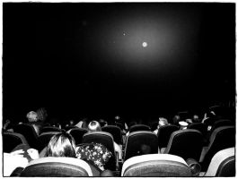 Strangers in a Theater by Savaliste