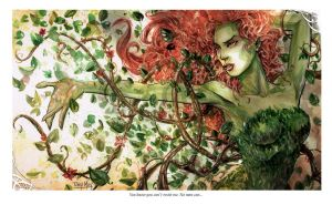 poison Ivy by dreamflux1