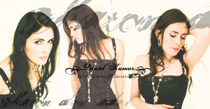 Sharon den Adel by evilminky666
