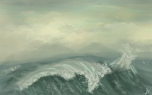 Ocean Waves by Homeboy-sparten