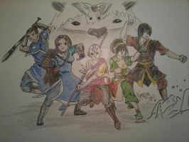 The Last Airbender by AutumnFawna
