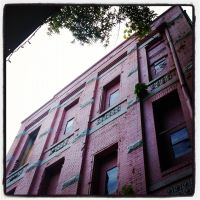 Pink Decay - Square by wiebkefesch