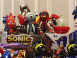 My Sonic Figure Collection 5.6 by DominicSega123
