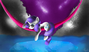 Rarity's Dream by Bronyontheway
