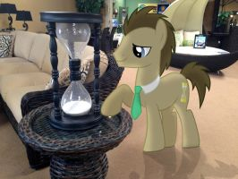 Doctor Whooves and the Hourglass by GreenMachine987