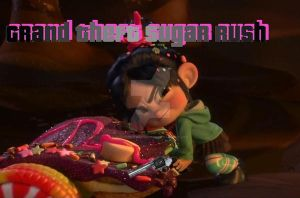 Grand Theft Auto: Sugar RUsh by AskRalphthewrecker