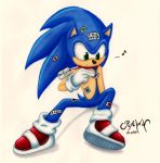 :Gift: Sonic by RAWN89