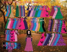 Fantasy Dreams clothing line by starsapphire2261