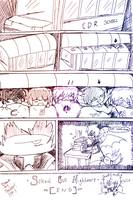 [CdR][Comicthing] - School Bus Nightmare by DaiikonRadish