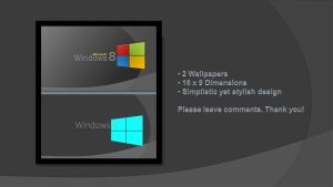 Windows 8 Metro by creativecraig