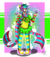 Trickster Roxy by Ruby-Orca-616