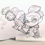 Splatoon by Banzchan