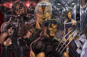 x-force forever by Superpael