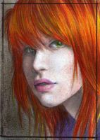 Hayley Williams by cloe-patra