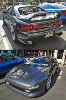 Badass MR2 by gupa507