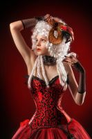 Masquerade-2 by SilentHowling
