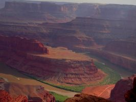 Dead Horse Point by dsiegel