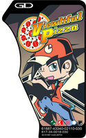 Premium Gasshat Viewtiful Pizza by netro32