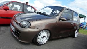 Fiat Seicento by Arek-OGF