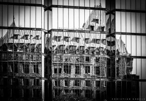 Ottawa Parliament Mirror II by gabolos
