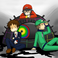 P4: O Sup Ameno - spoilers by MrGrayLetters