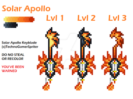 Xx:Solar Apollo:xX by TechnoGamerSpriter