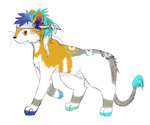 design for Meshion by LizzysAdopts