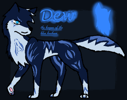 Rp character Dew by AquaArtist532
