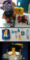 Mr China: Gifts from Jay and Steph!! by Digimitsu