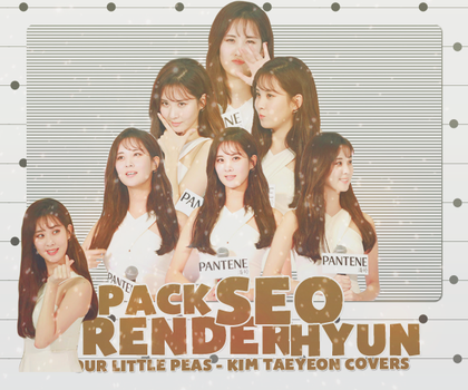 [170116] PACK RENDER SEOHYUN SNSD - THAOLINHH by Thaolinhh